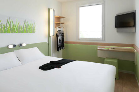 hotel ibis budget lyon eurexpo chassieu. Black Bedroom Furniture Sets. Home Design Ideas