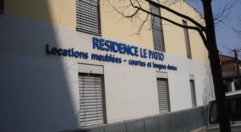 Hotel Lyon R U00e9sidence Le Patio Des Traboules