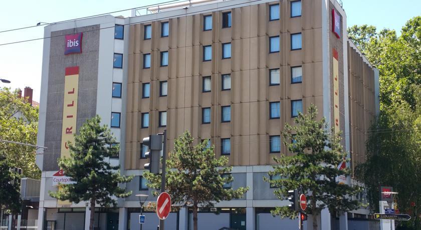 Hotel Ibis Proche Gare Lyon Part Dieu