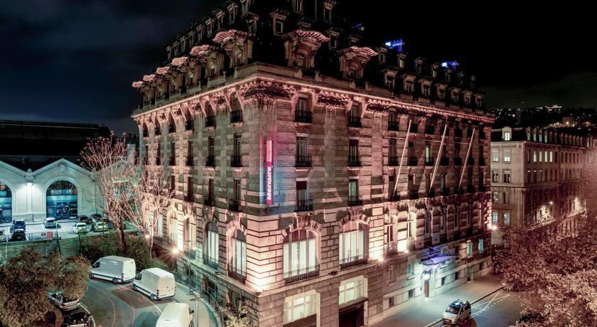 Hotel Mercure Lyon Centre Ch U00e2teau Perrache