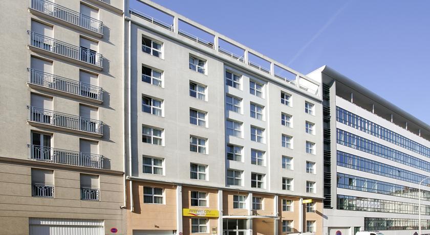 Hotel appart 39 city lyon part dieu villette for Appart hotel lyon 9eme